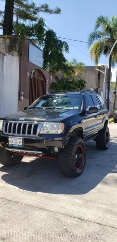 Imagen 1 de 15 de Jeep Grand Cherokee 2004 Limited V8 Qc 4x4 At
