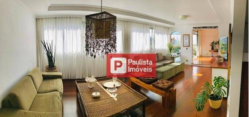 Apartamento À Venda, 250 M² Por R$ 2.000.000,00 - Campo Belo - São Paulo/sp - Ap30837