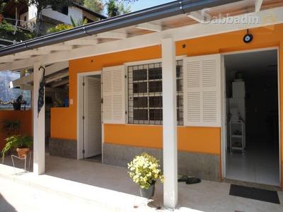 Casa Residencial À Venda, Nogueira, Petrópolis. - Ca0118