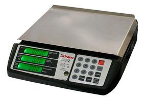 Balança Eletrônica Digital Urano 20kg Pop Z Com Bateria