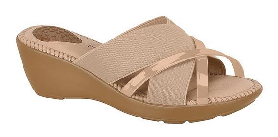 Sandalias Modare Base Confort Elásticos Cómodas Dama!!