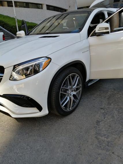 Mercedes Benz Gle 63 Amg 2019 Blindada Nueva