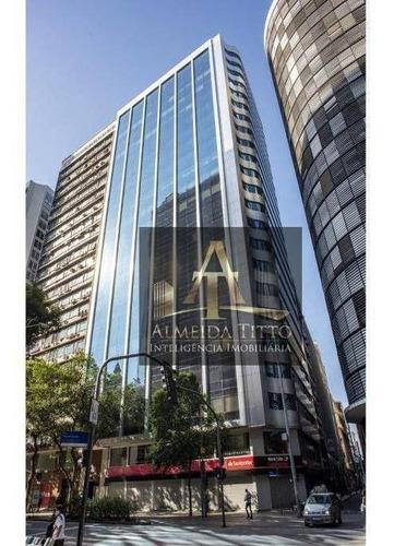 Excelente Sala Comercial Para Locação No Rio De Janeiro Com 544 M²  Confira! - Sa0541