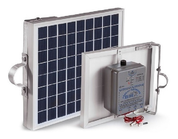 Aparelho De Choque Solar Cerca Rural 50km Zs50i Zebu 2019