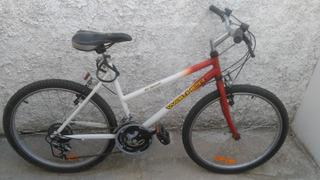 Bicicleta Dama Rodado 24. 21 Velocidades