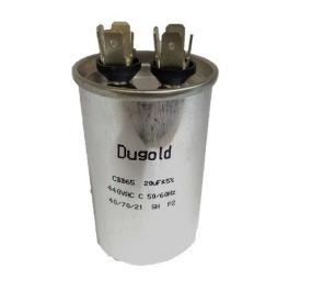 Capacitor Partida 60 Uf 440 V Ac Condicionador De Ar Split