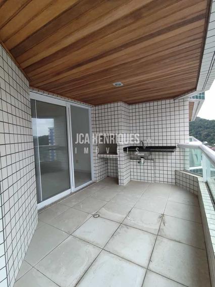 Apartamento 3 Suítes Com Vista Para O Mar - Forte - V729