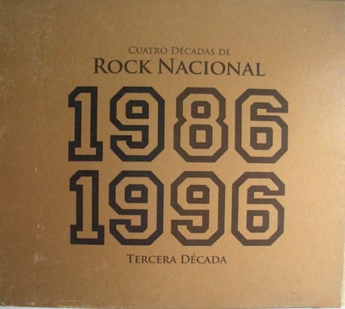 4 Decadas De Rock Nacional 1986-1996 - Varios Interpretes (