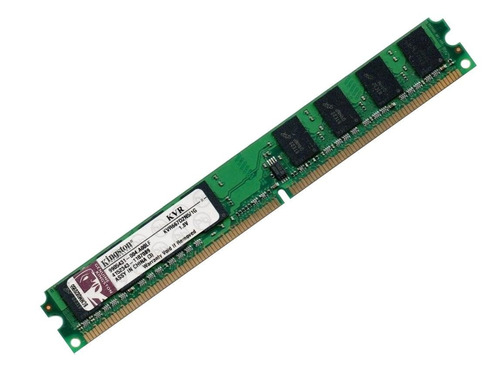 Memória RAM ValueRAM 1GB 1x1GB Kingston KVR667D2N5/1G