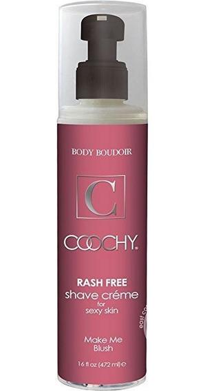 Crema De Afeitar Coochy Shave Créme-make Me Blush 16 Oz