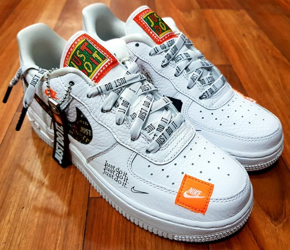 Zapatillas Nike Air Force 1 Low Just Do It Ropa y