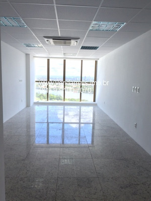 Empresarial Riomar Trade Center, Sala Para Venda Com 36,14m² - C011122 - 32237608