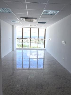 Empresarial Riomar Trade Center, Sala Para Venda Com 36,14m² - C011122 - 32237608