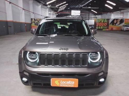 Imagem 1 de 10 de Jeep Renegade 1.8 16v Flex Longitude 4p Automático