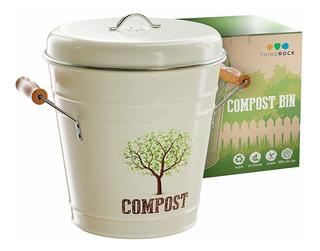 Contenedor De Compost Para Encimera De Cocina . Galone...