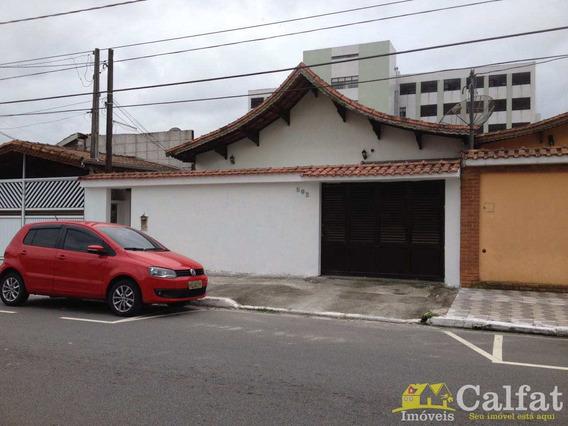 Casa Com 3 Dorms, Boqueirão, Praia Grande - R$ 898 Mil, Cod: 865 - V865