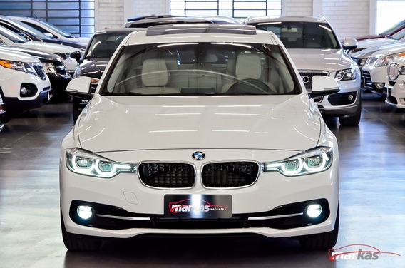 Bmw Serie 3 328i Active Flex 245hp Teto 26 Mil Km