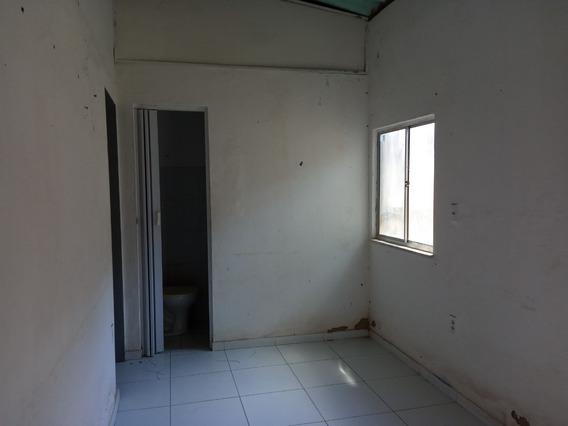 Aluguel Casa Com 1 Quarto - Bairro Centro
