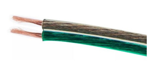 Imagem 1 de 3 de Fio Cabo Paralelo Alto Falante Som Automotivo 2x1,5mm 20 M
