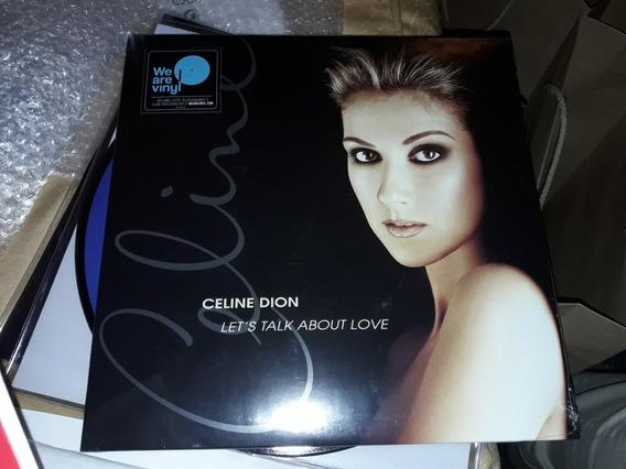 Lp Celine Dion - Let