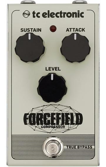 Pedal De Guitarra Tc Electronic Forcefield Compressor