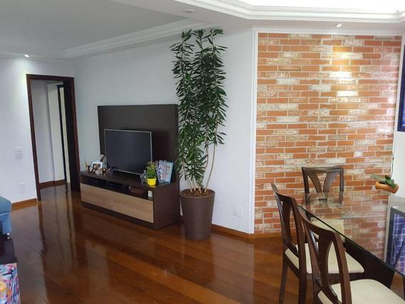 Apartamento À Venda, 125 M² Por R$ 790.000,00 - Santa Paula - São Caetano Do Sul/sp - Ap2704