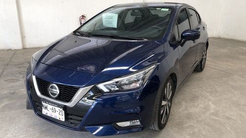 Imagen 1 de 15 de Nissan Versa  2020