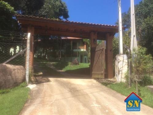 Chácara Condomínio 3 Casas Independentes - 1864