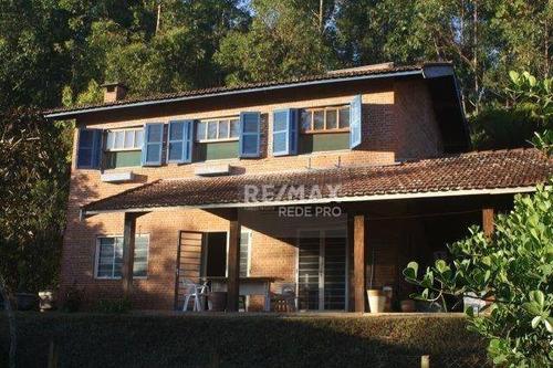 Casa Com 3 Quartos À Venda, 190 M² Por R$ 850.000 - Condomínio Santa Fé - Vinhedo/sp - Ca3353