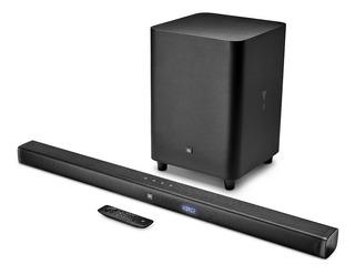 Jbl Barra De Sonido Soundbar 3.1 Ultra Hd 4k