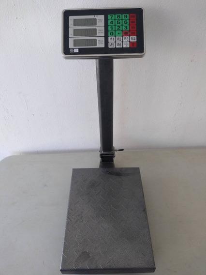 Báscula Digital 150 Kg Plataforma 30cmx40cm Envio Gratis