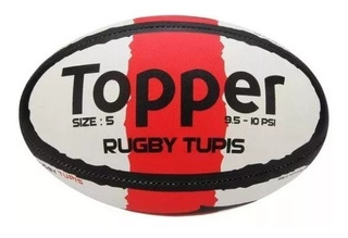 Bola Rugby Tupis Topper Schuh Haus I 6784 Frete Grátis