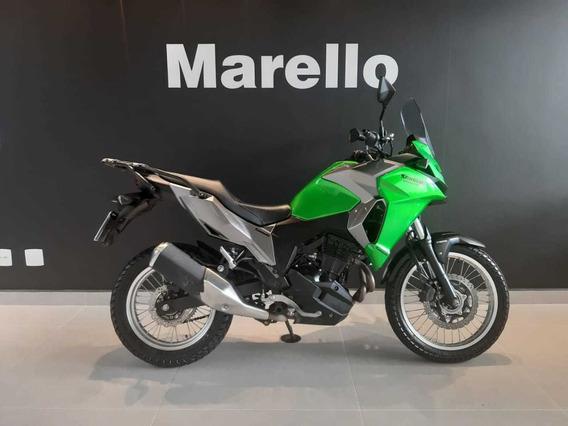 Kawasaki Versys-x 300cc Abs 2018/2018 Verde Com Baixa Km (a)