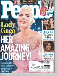 People: Lady Gaga / Tina Turner / Ashlee Simpson / Eva Ross