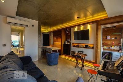 Apartamento No 10º Andar Mobiliado Com 2 Dormitórios E 1 Garagem - Id: 892933539 - 233539
