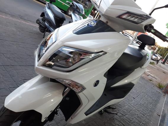 Scooter Electrico Sunra Hawk Batería Litio 20ah Ciclomotor