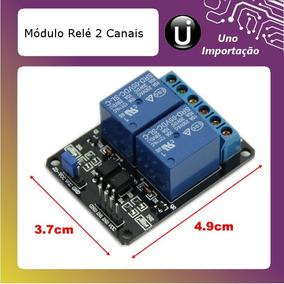 Modulo Rele 5v 2 Canais Arduino Automação