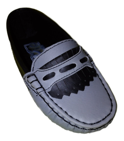 Sapato Social Infantil Cinza E Preto Igreja Casamento 23ao32