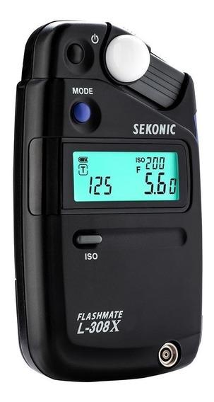 Fotometro Sekonic L-308x Flashmeter