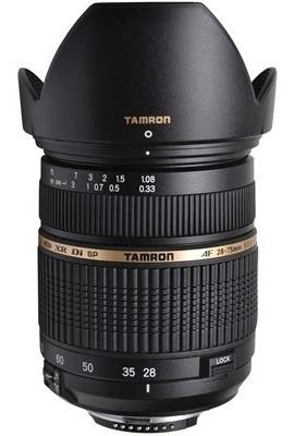 Obj.tamron Af28-75mm F/2.8xr Di Ld Asph (if) P/ Nikon Usada