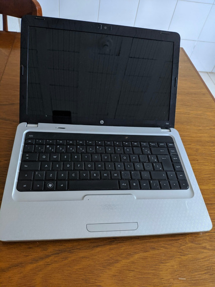 Notebook Hp G42-230br Com Defeito