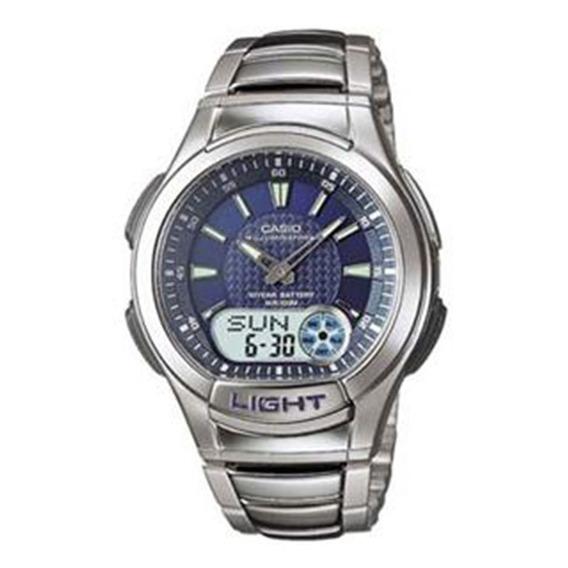 Relógio Masculino Anadigi Standard Casio Aq-180wd-2av