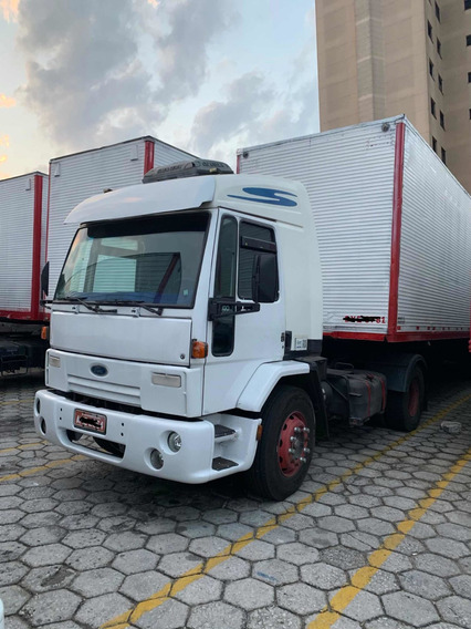 Ford Cargo 4331 2004 Cabinado N Vw 19320 18310 Scania P340