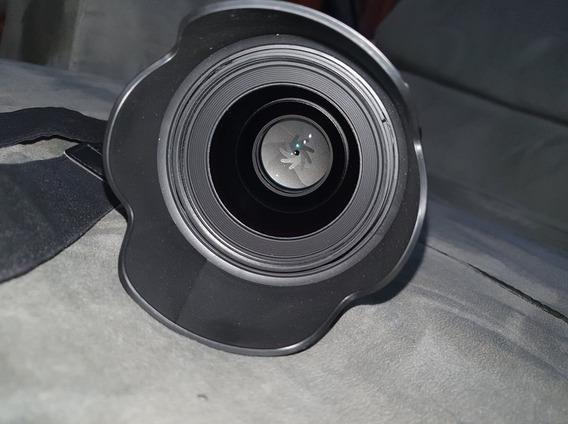Lente Sigma Art 50mm 1.4 Canon - Adaptador Sony E - 1400 Pelo Mp