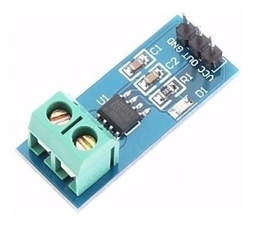 Módulo Sensor De Corrente Acs712 - 5a Arduino Pic