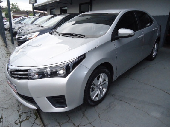 Toyota Corolla Gli 1.8 Flex 144cv Ano 2017