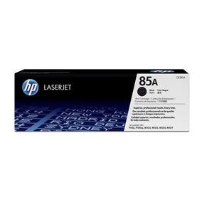 Toner Hp 85a Preto Laserjet Original (ce285a)