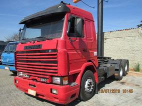 Scania R113 360 Top Line 1998 6x2