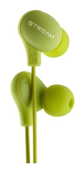 Fone De Ouvido Intra-auricular Com Microfone Str12gr Elg