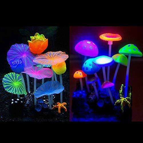 Imagen 1 de 2 de Decoraciones De Acuario, Tanque De Peces Simulación De Coral